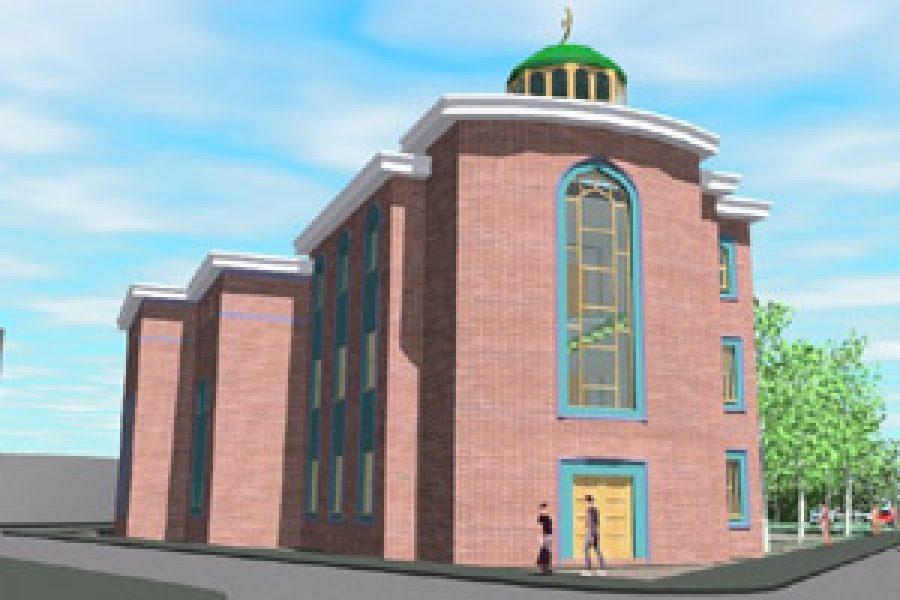 Bolton Makki Mosque