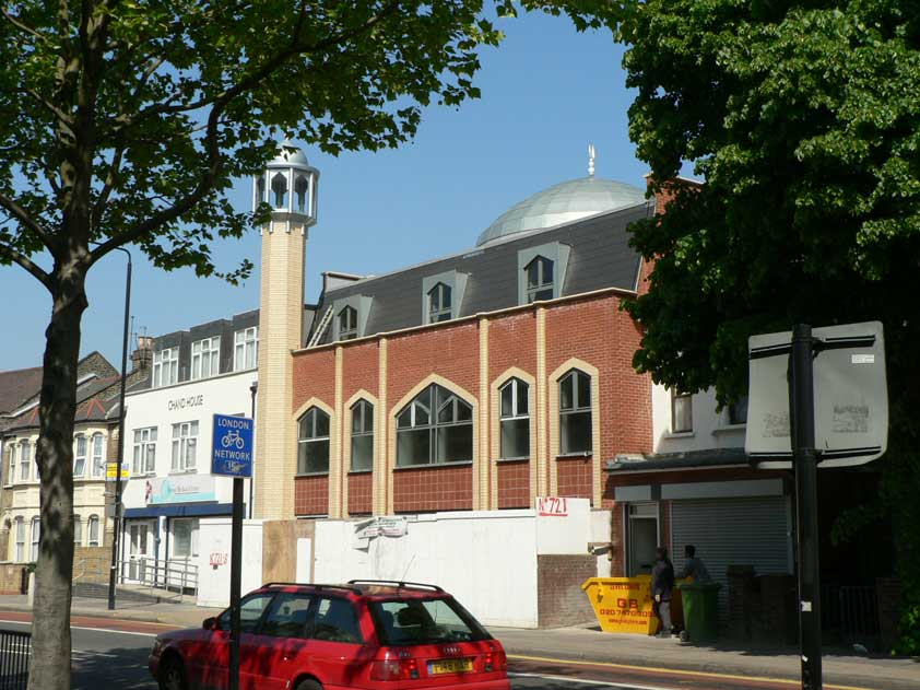 UKIM Mosque & Community Centre