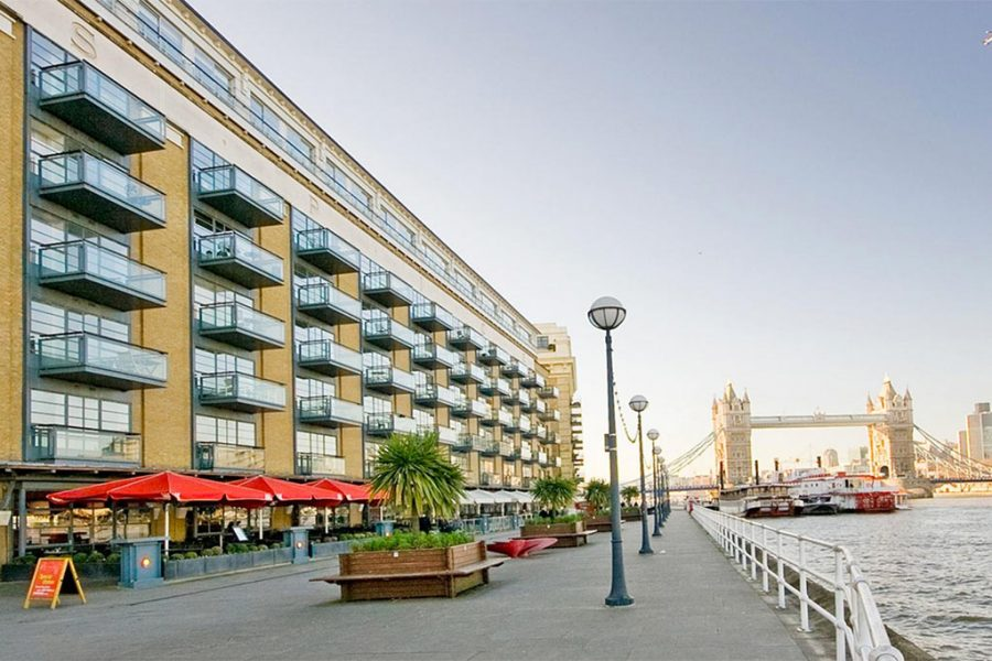 Spice Quay, Residential Apartments