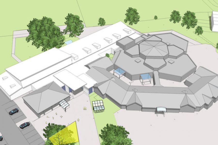 Farnham Green Primary School Expansion